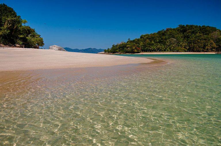 Um dia na ilha de Cataguas